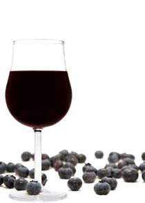 Bilberry Wine