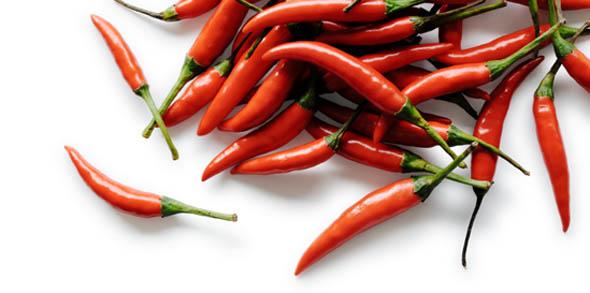Monterey Bay Spice Company - Scoville Heat Units