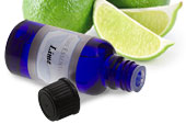 Lime, essential oil