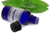 Peppermint, essential oil