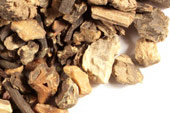 Black cohosh root, c/s, wild crafted