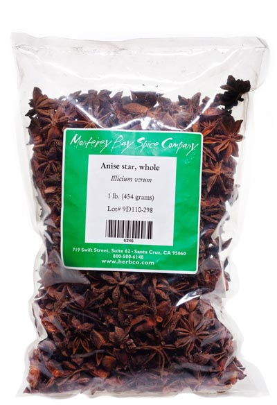 monterey bay spice company clear bag