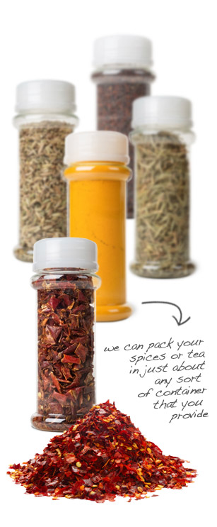 Co-Packing with Monterey Bay Spice Company