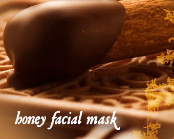 [ honey facial mask ] ~ from Monterey Bay Spice Co