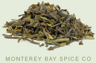 [  Tea Time: green tea  ] ~ from Monterey Bay Spice Co