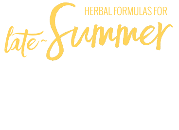 [ Herbal Formulas for Late-Summer Skin Care ] ~ from Monterey Bay Spice Co