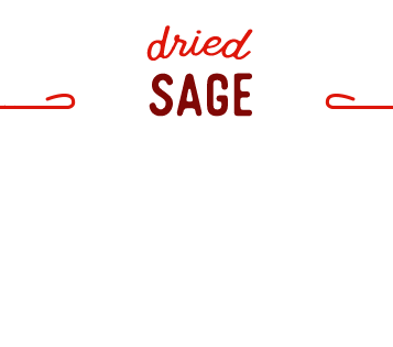 [ Sage ] ~ from Monterey Bay Spice Co