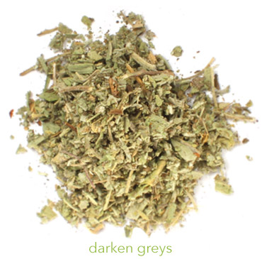dried sage for hair rinse