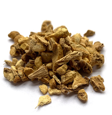 bulk dried ginger root