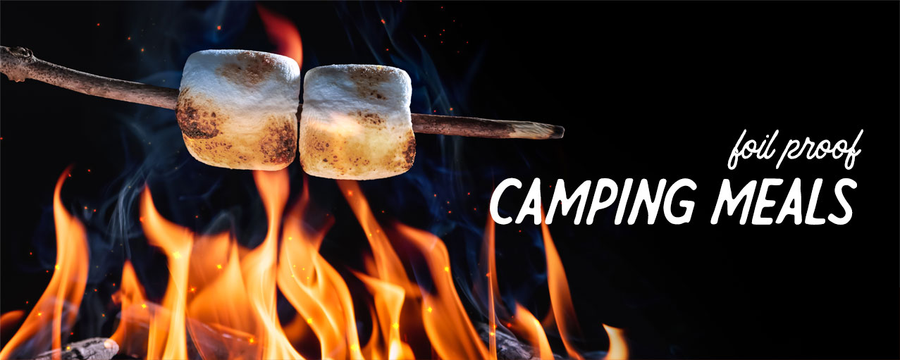 [ FOIL-PROOF: CAMPING MEALS ] ~ from HERBCo