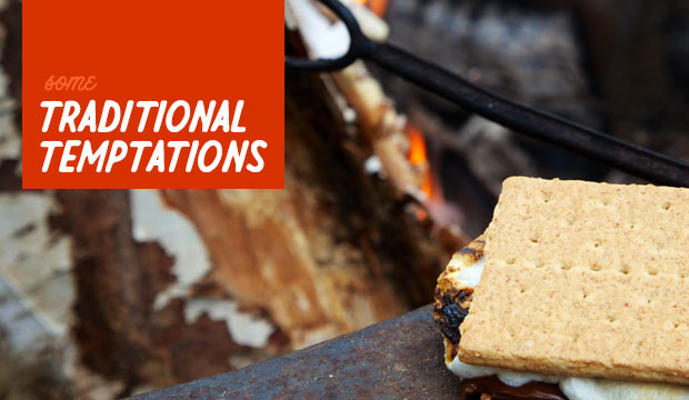 Camping: Traditional Temptations