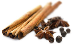[ cinnamon, star anise, & peppercorn ] ~ from Monterey Bay Spice Company