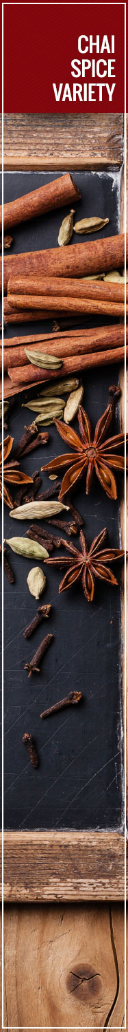 [ Chai Something Nice: Chai Spice Variety ] ~ from Monterey Bay Spice