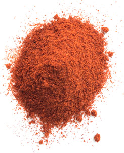 [ Info: chili pepper (CA), crushed  ] ~ from Monterey Bay Spice Company