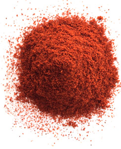 [ Info: powdered paprika, domestic ] ~ from Monterey Bay Spice Company
