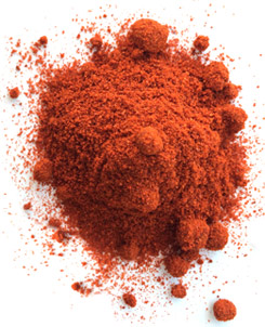 [ Info: powdered paprika, Hungary ] ~ from Monterey Bay Spice Company