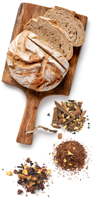 [ bread and tea ] ~ from Monterey Bay Spice Company