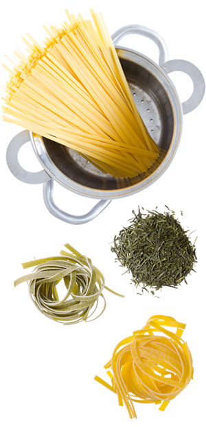 [ pasta and tea ] ~ from Monterey Bay Spice Company