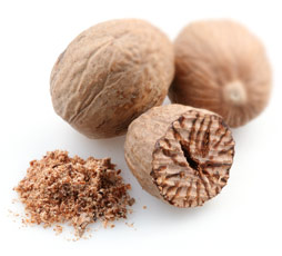 [ Info: nutmeg ] ~ from Monterey Bay Spice Company