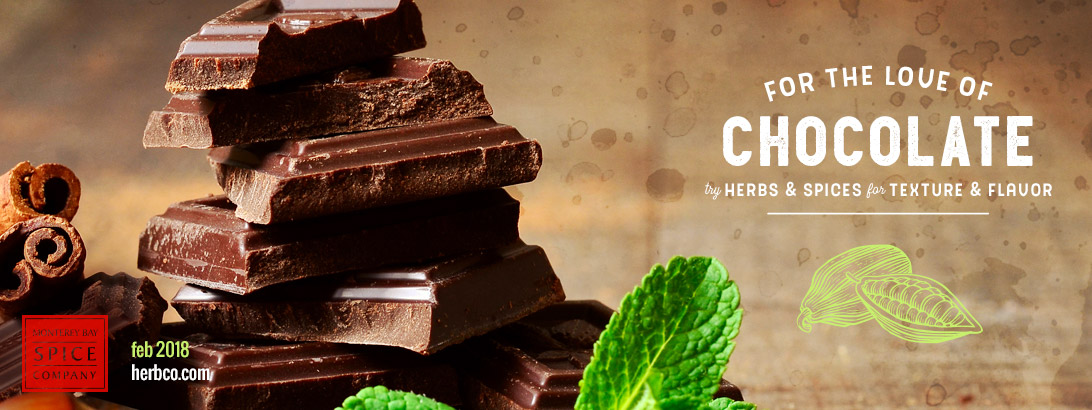 [ For the Love of Chocolate ] ~ from Monterey Bay Spice Company