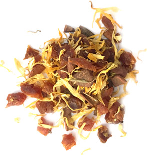 [ cinnamon apricot tisane ] ~ from Monterey Bay Spice Company