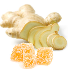 [ ginger ] ~ from Monterey Bay Spice Company