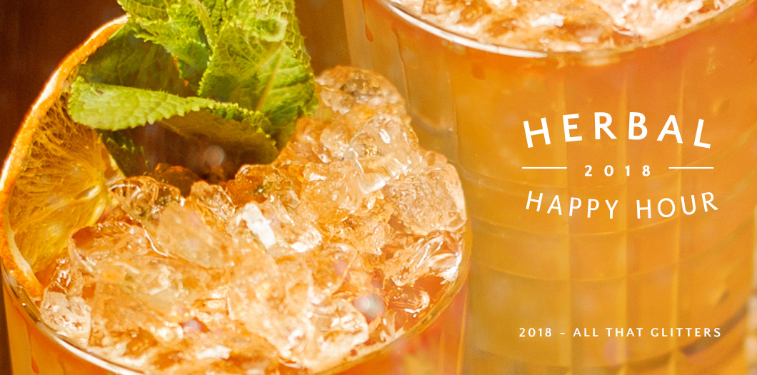 [ Herbal Happy Hour - 2018 ] ~ from Monterey Bay Spice Company