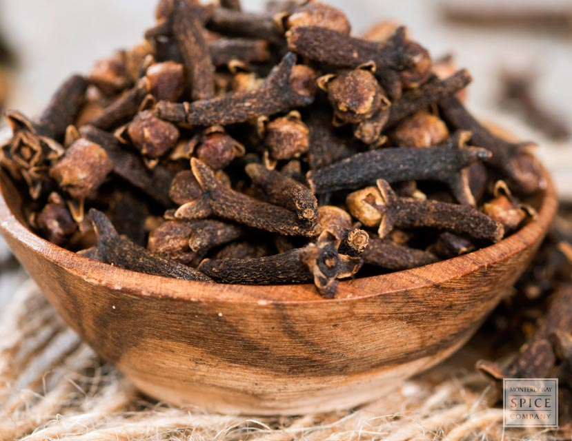Bulk Organic Whole Cloves From Monterey Bay Spice Co