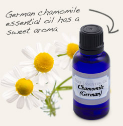 [ tip: Combine with chamomile essential oil when making skin care products. ~ from Monterey Bay Spice Company ]