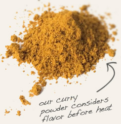 [ tip: Blend with curry powder to add nutty, spicy-sweet flavor to curries.  ~ from Monterey Bay Spice Company ]