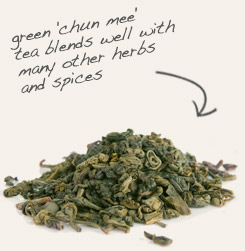 [ tip: Brew turkey rhubarb powder with green tea for a flavorful beverage.   ~ from Monterey Bay Spice Company ]