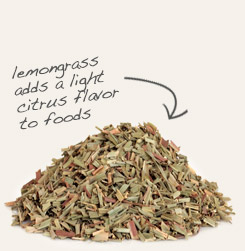 [ tip: Combine ginger root with lemongrass in soups and stews. ~ from Monterey Bay Spice Company ]