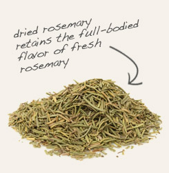 [ tip: Use sage and rosemary together to flavor herbal vinegars and salad dressings. ~ from Monterey Bay Spice Company ]