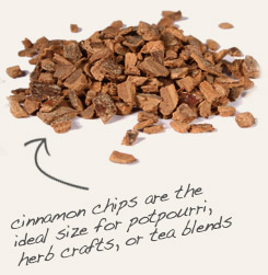 [ tip: Combine with cinnamon chips in potpourri mixes. ~ from Monterey Bay Spice Company ]