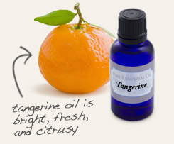 [ tip: Diffuse or vaporize with tangerine essential oil to feel balanced and grounded. ~ from Monterey Bay Spice Company ]