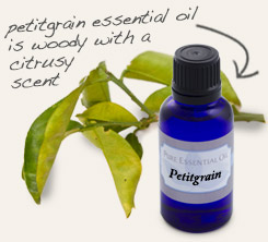 [ tip: Combine with petitgrain essential oil when making skin lotions, aroma sprays and perfumes. ~ from Monterey Bay Spice Company ]