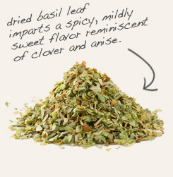 [ tip: Pair cut & sifted rosemary with basil in breads, soups and stews.  ~ from Monterey Bay Spice Company ]