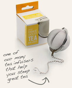 tea infusers / tea strainers