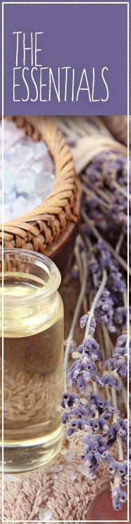 [ The Skinny on Scrubs: Essential Oils ] ~ from Monterey Bay Spice