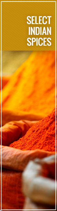 [ Select Spices of India: Select Indian Spices] ~ from Monterey Bay Spice