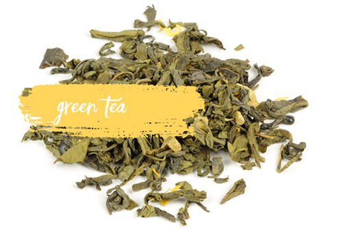 [ Late-Summer Herbal Skin Care Formulas: Green Tea ] ~ from Monterey Bay Spice Company