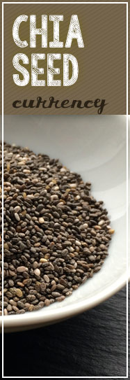 [ 6 Super Simple Superfoods: Chia Seed ] ~ from Monterey Bay Spice