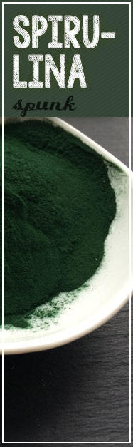 [ 6 Super Simple Superfoods: Spirulina ] ~ from Monterey Bay Spice