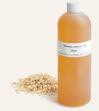 Sesame Carrier Oil ~ from Monterey Bay Spice Co