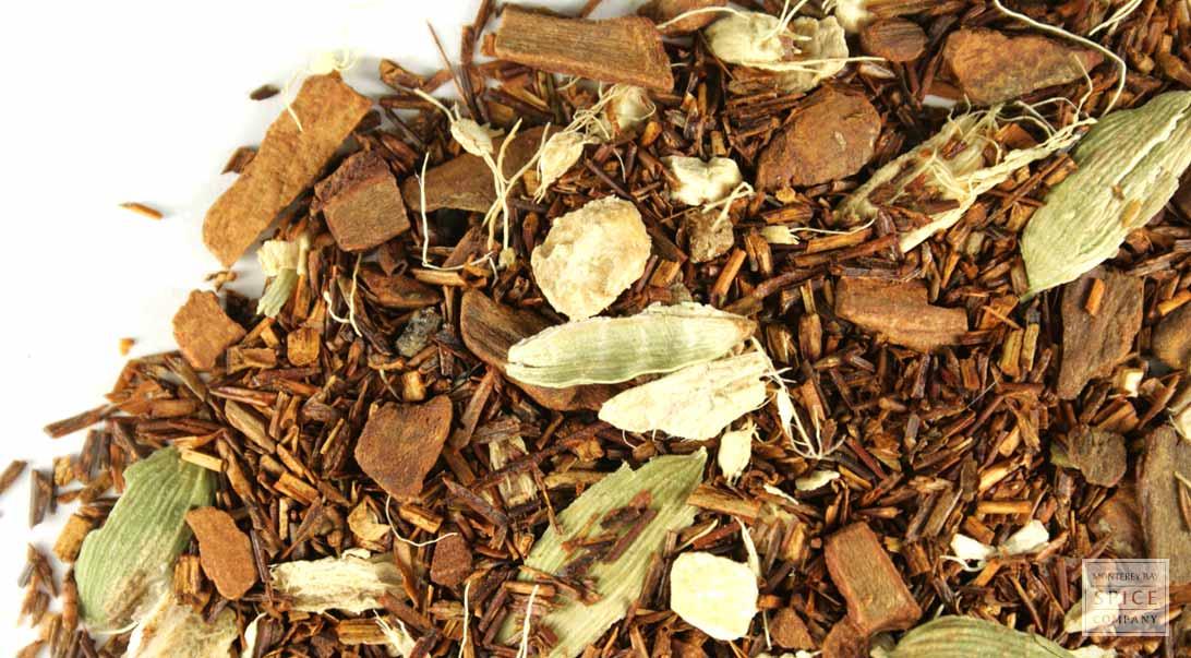Herbal chai tea