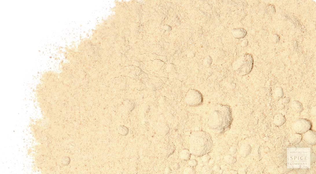 Orris root, (peeled) powder