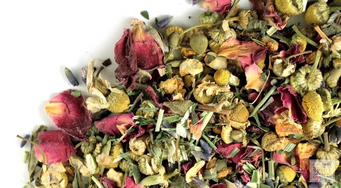 Feeling Good Flower Tea Bulk Teas Herbal Tea Blends