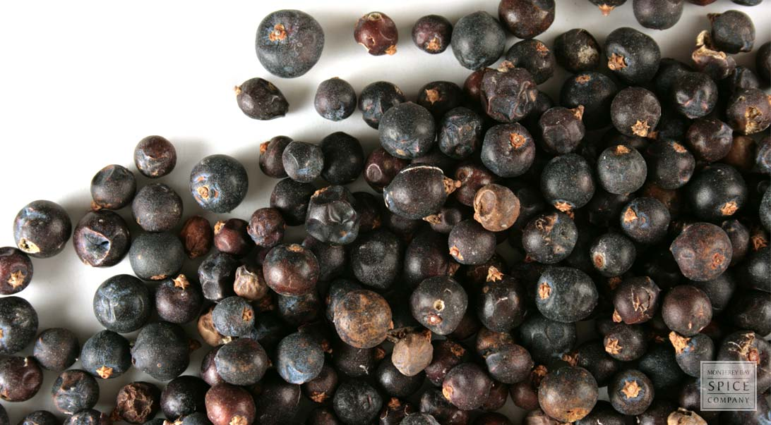 Juniper berry, whole Organic