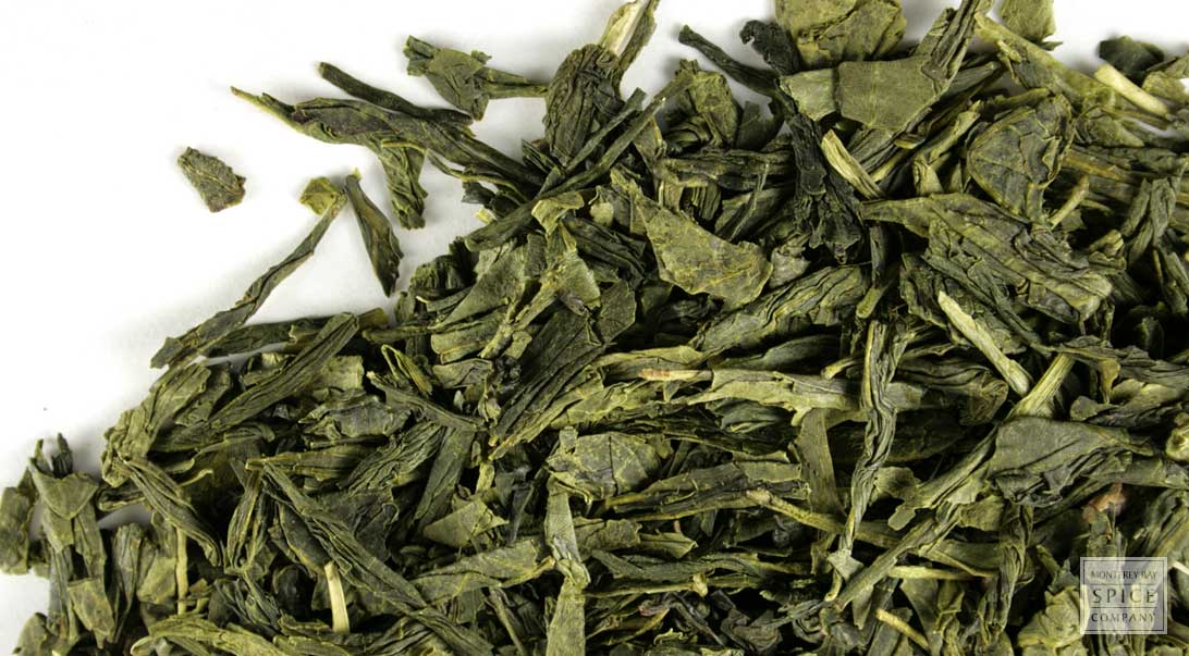Green tea (Sencha), Organic