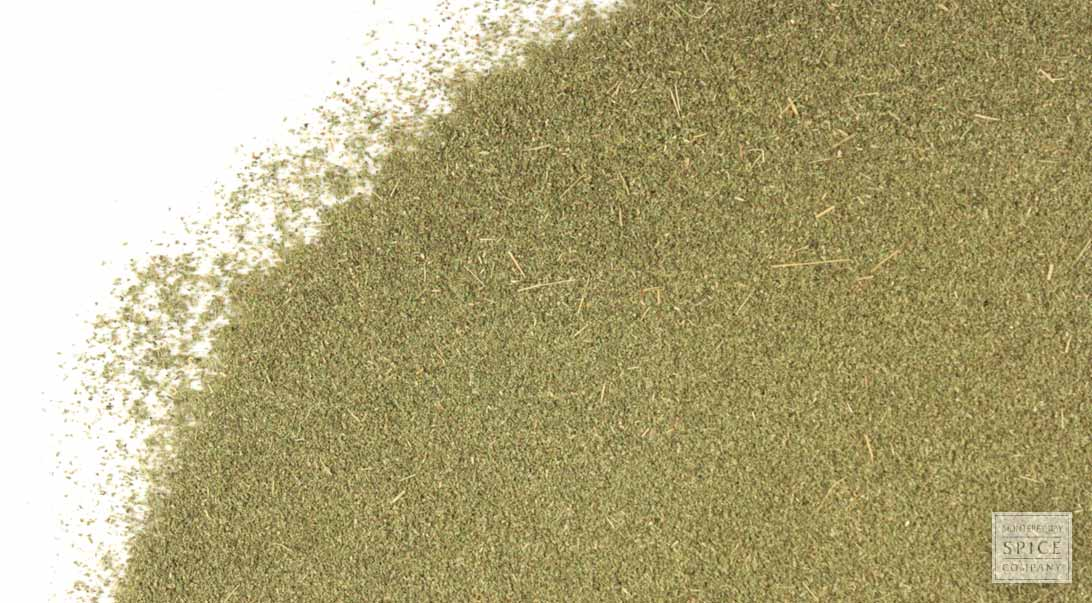 Stevia leaf, powder